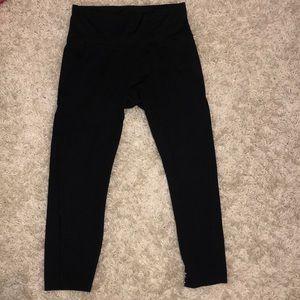 Pants - Black ankle length leggings